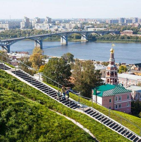 Фото Нижнего Новгорода